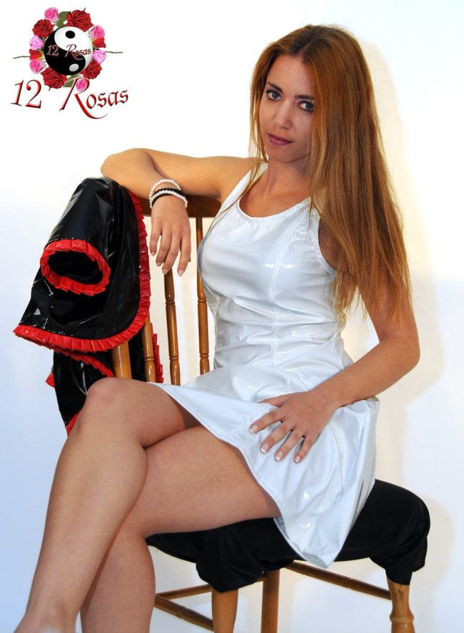 Vestido Rosan Blanco