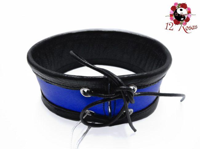 Brazalete Alexicus Azul Frontal
