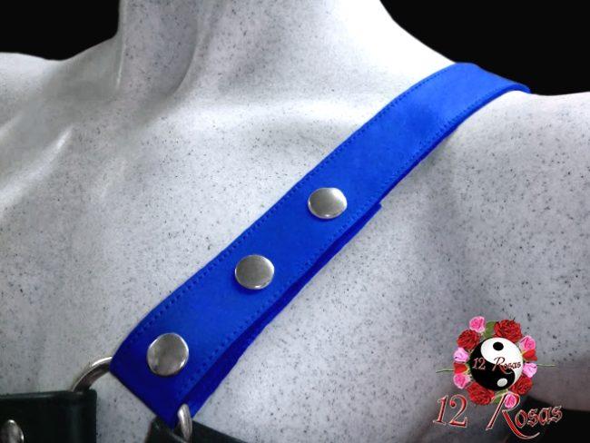 Código Prisco Azul Frontal