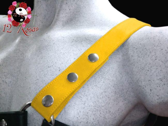 Código Prisco Amarillo Frontal 2