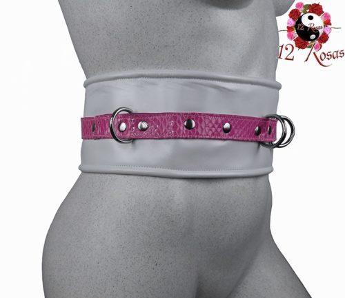 Cinturón ancho Barbie Lateral 2