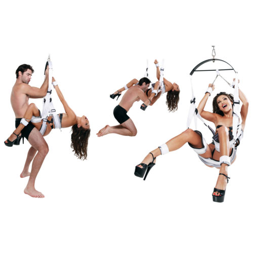 BONDAGE SWING Blanco 2
