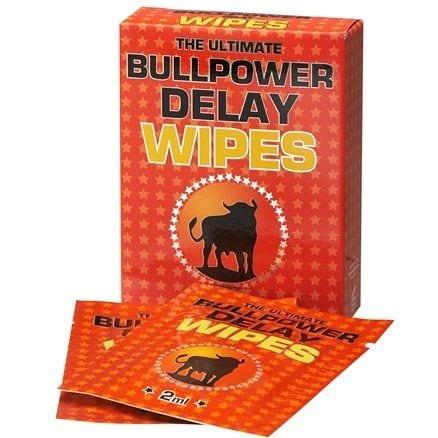 BULL POWER 6 TOALLITAS RETARDANTES