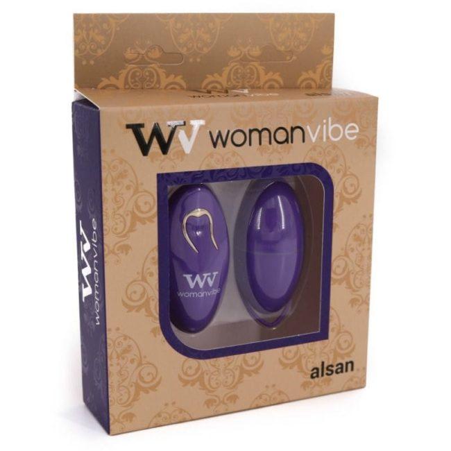 WOMANVIBE SILICONE ALSAN 3