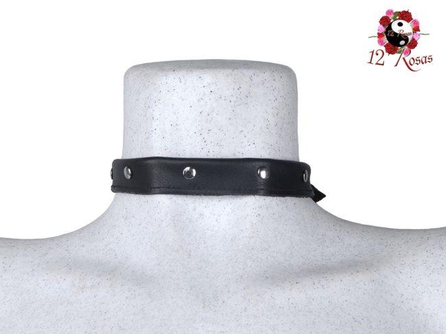 Collar Carla Negro
