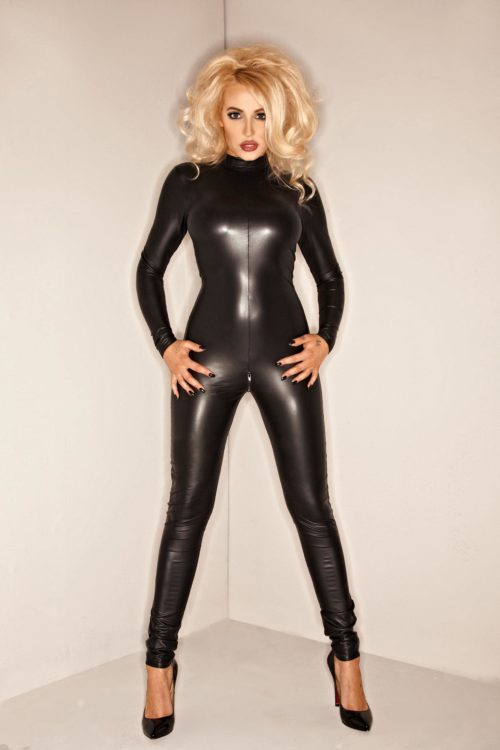 Catsuit de Wetlook F052