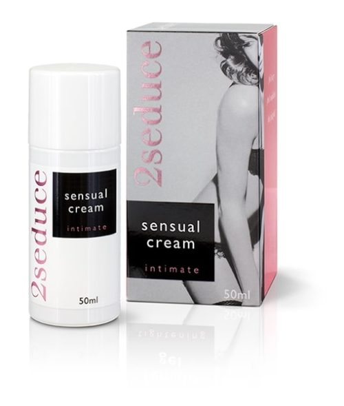 GEL ORAL VANILLA sensual cream