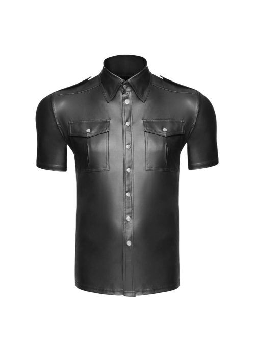 H011 Camisa Wetlook
