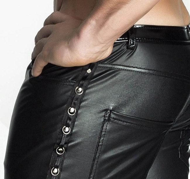 H039 Pantalon Largo Detail