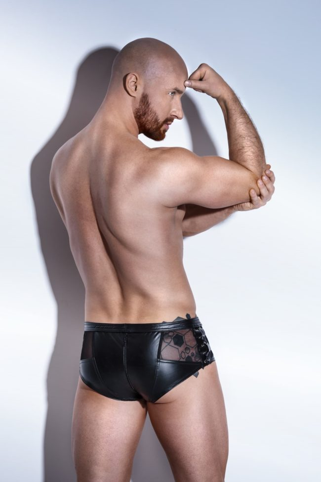 H046 Pantalon Corto BACK