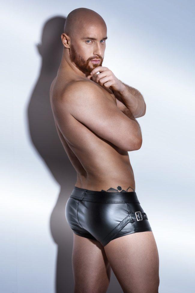 H050 Pantalon Corto Back