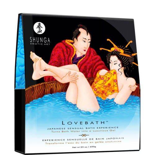LOVEBATH TENTACIONES DEL OCEANO