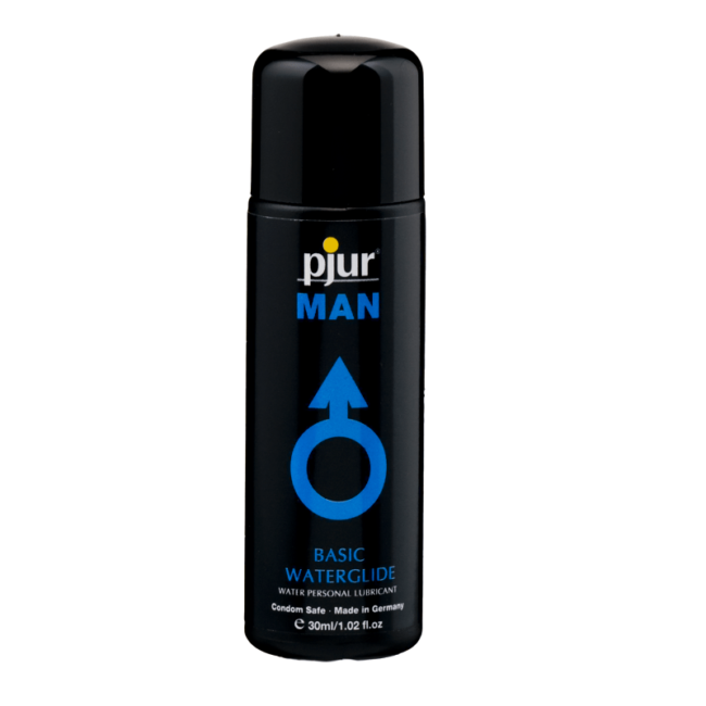 MAN BASIC LUBRICANTE BASE AGUA 30 ML