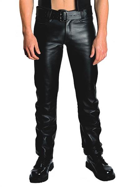 Jeans Cuero