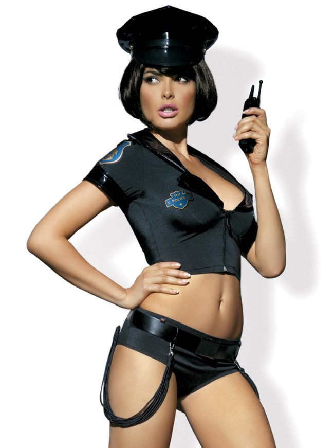 Disfraz policía sexy POLICE SET