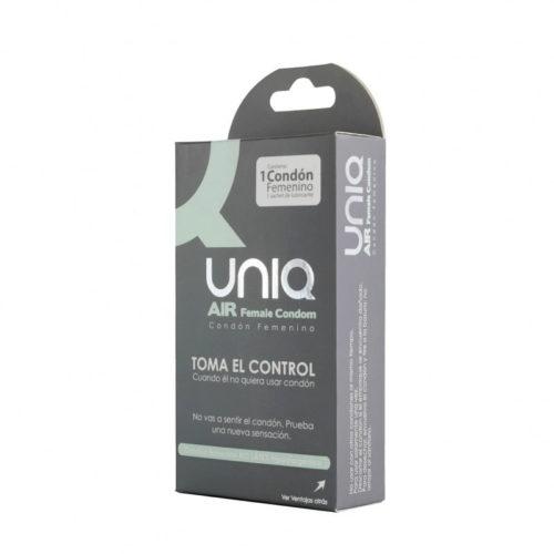 UNIQ AIR CONDOM 1
