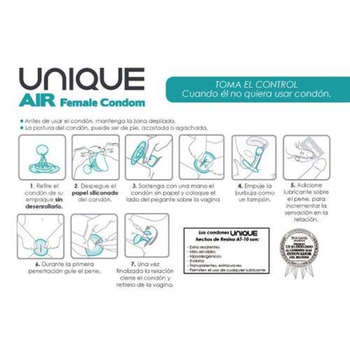 UNIQ AIR CONDOM 2