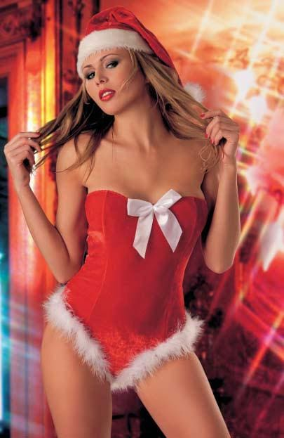 Santas Lady Body