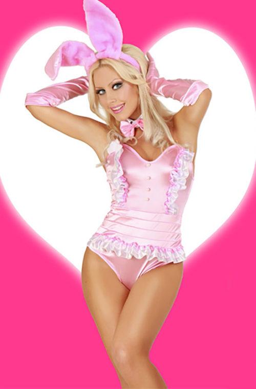 Disfraz Pink Bunny