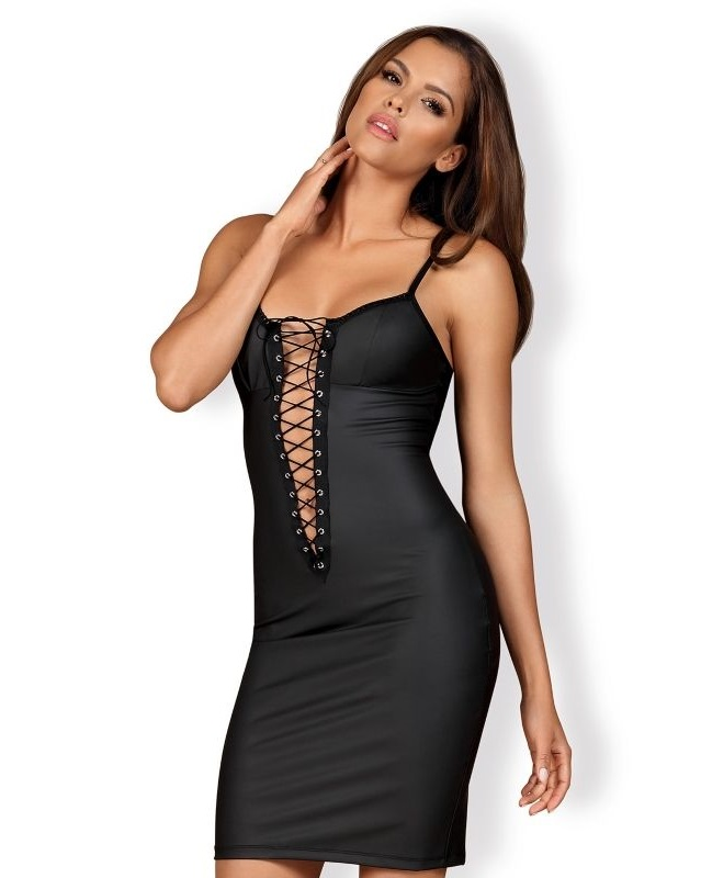 Vestido Redella Negro