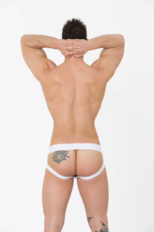 Suspensorio ER-7206 back