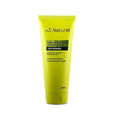 XS Natural crema antiestrias y reafirmante
