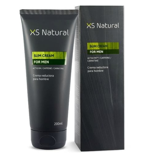 XS Natural crema reductora hombre