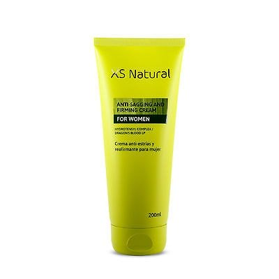 XS Natural crema antiestrias y reafirmante