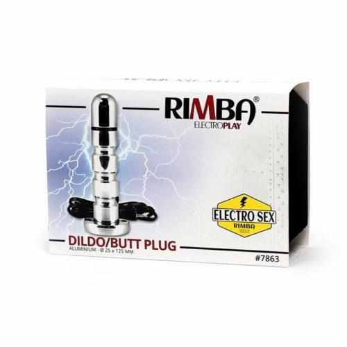 Dildo Plug Anal Electro Shock 2